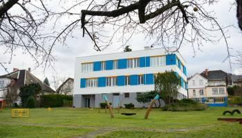 Modrá školka