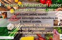 listopad 2019/ duben 2020 Jesenický MasterChef Junior