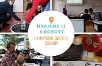 19.12.2019 - 7.1.2020 Robotika Gymnázium Jeseník