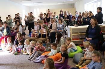 Otevření Montessori Rodinného Centra a Klubu Monty